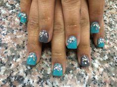 My new nails yay!!!!