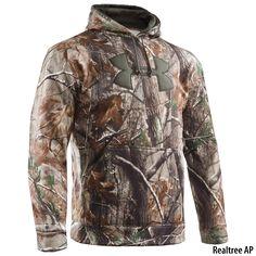 278d59af Under Armour Mens Camo Big Logo Hoodie - Gander Mountain Hunting Gear,  Hunting Hoodies,