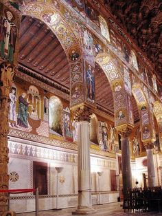 """Dossier di Candidatura per l'iscrizione nella World Heritage List del sito seriale """"Palermo arabo-normanna e le Cattedrali di Cefalù e Monreale"""" dicembre 2014 © ANSA"""