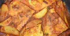 Omeltte er Jhol, Omelette in a Curry, Bengali Omeltte er Jhol