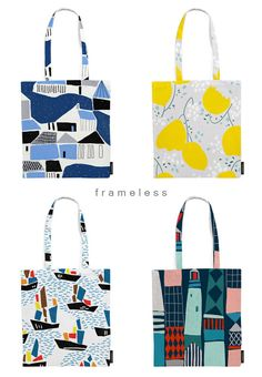 Ophelia Pang: tote bag mock-up