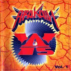 Arakain - 15 Vol.01