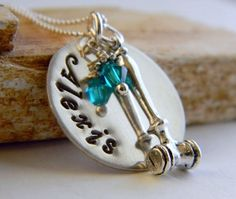 Personalized Judge Necklace Gavel Necklace Law by RosesDesigns, $35.00