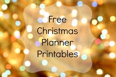 Check out my free christmas planner printables! Lots of great ideas for free printable stickers, suitable for planners, scrapbooking, project life and other papercrafts