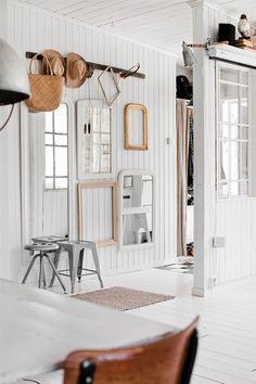 Comodoos Interiores -Tu blog de Decoracion-: Johanna Flyckt, interiores industriales y personalidad vintage