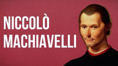 POLITICAL THEORY - Niccolò Machiavelli | Machiavelli's name is a byword for immorality and political scheming. But that's deeply unfair. This was simply a political theorist interested in the survival and flourishing of the state.