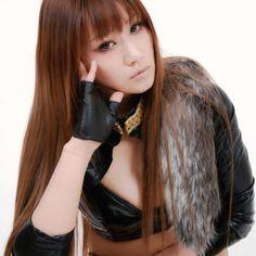 Japanese female wrestler Maya Yukihi http://joshipuroresu.blogspot.com/2016/04/maya-yukihi-japanese-women-wrestlers.html