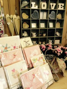 Cards and gifts to accompany our beautiful flowers. The perfect present for your Mum this Mothers Day. www.springfieldflorist.co.uk