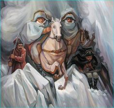 Hidden Images: Optical Illusion Paintings by Oleg Shuplyak Optical Illusion Paintings, Optical Illusions Pictures, Illusion Pictures, Face Illusions, Illusion Kunst, Illusion Art, Illusion Drawings, Oleg Shuplyak, Street Art