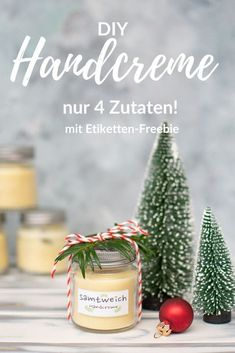 Smillas Wohngefühl - Handcreme selber machen Hand cream make your own recipe with only 4 ingredients Smilla feeling Advantages Of Green Tea, How To Make Your Own Recipe, Skin Care Masks, Skin Structure, Decor Inspiration, Light Texture, Hand Cream, Tea Recipes, Diy Beauty
