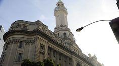 La Legislatura cumple 85 años un ícono porteño cargado de historia - Clarín.com