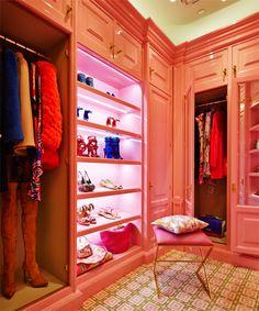 Lady Penelope's Dressing Room