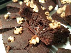 Leichte Brownies mit roten Kidneybohnen, ein raffiniertes Rezept aus der Kategorie Backen. Bewertungen: 16. Durchschnitt: Ø 4,4.