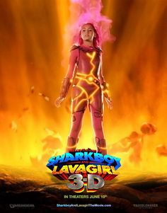 The Adventures of Shark Boy and Lava Girl in Wallpaper Girl Costumes, Halloween Costumes, Halloween 2016, Halloween Makeup, Halloween Ideas, Costume Ideas, Best Kid Movies, Sharkboy And Lavagirl, Entertainment