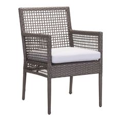 Coronado Dining Chair Cocoa & Light Gray (Set of 2)