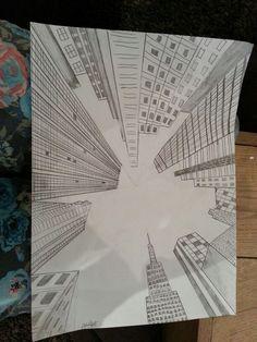 New york drawing