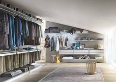 Novenove Walk In Wardrobe by LEMA : Armarios y cómodas de Campbell Watson