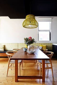 """The recycled-blackbutt table from [Mark Tuckey](http://www.marktuckey.com.au/?utm_campaign=supplier/