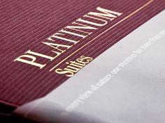 Platinum Suites by Trushar Shah, via Behance