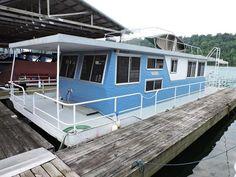 Elite Boat Sales - 1973 Val-Cruz 14x43 Houseboat
