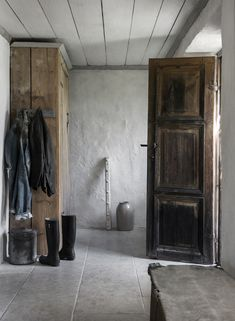 Rural countryhouse in Gotland by interior designer Anna Marselius Interior Architecture, Interior Design, Interior Modern, Rustic Home Interiors, Step Inside, Scandinavian Home, New Homes, House Design, Home Decor