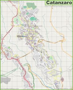 Large detailed map of Santa Clara Maps Pinterest Santa clara