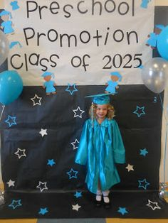 The Stamps Family: Peyton's Preschool Graduation 2012