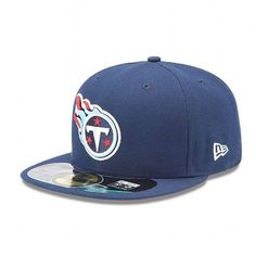 Tennessee Titans Authentic On-Field Game 59FIFTY | New Era