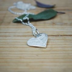 This fine silver pendant is so simple and elegant. Read about how I make my leaf pattern silver pendants by clicking the lick in my profile  #creativelifehappylife