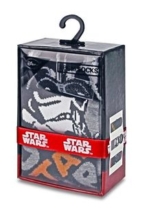1407184b6cd 3 Pairs Children s Official Star Wars Character Socks - Size 12 2 -  Quickdraw Supplies