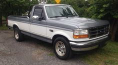1995 Ford F-150 no rust, all original,  150,000 miles on original motor