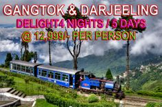 Call:+91 9810626494 Gangtok and Darjeeling in Private Vehicle Packaged Tour