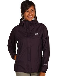 North Face Womens Venture Jacket--Small T Baroque Purple or Black