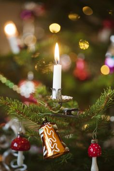 Christmas Fairy, Christmas Past, Christmas Is Coming, Christmas Themes, Vintage Christmas, Holiday Decor, Xmas, Christmas Candle Lights, Christmas Ornaments
