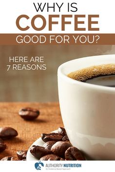 Coffee was once considered unhealthy, but new studies have shown coffee to have powerful health benefits. Here are 7 reasons why coffee is good for you: http://authoritynutrition.com/why-is-coffee-good-for-you/
