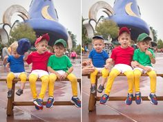 Lots of inspiration, diy & makeup tutorials and all accessories you need to create your own DIY Huey Dewey and Louie Costume for Halloween. Disney Halloween Parties, Halloween Party Kostüm, Scary Halloween, Halloween 2020, Halloween Decorations, Disney Group Costumes, Group Halloween Costumes, Family Costumes, Disney Vacation Club