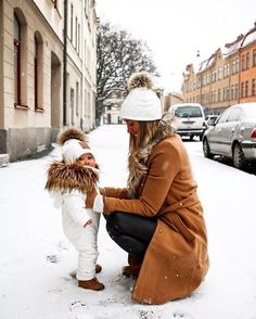 Cute Winter Outfits For Keep Of Children Warm 32 Mom And Baby, Mommy And Me, Baby Kids, Outfits Niños, Baby Outfits, Cute Kids, Cute Babies, Cute Children, Future Mom