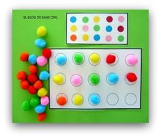 Bildergebnis f& montessori material selber machen kindergarten, Montessori Trays, Montessori Preschool, Montessori Materials, Kindergarten Activities, Learning Activities, Preschool Activities, Visual Motor Activities, Busy Boxes, Practical Life