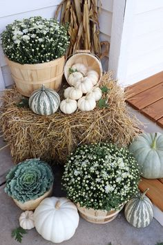 Imaginative Fall Porch Decorating Ideas to Make Yours Unforgettable Fall Porch I. - Imaginative Fall Porch Decorating Ideas to Make Yours Unforgettable Fall Porch Ideas - Modern Fall Decor, Fall Home Decor, Autumn Home, Front Porch Fall Decor, Fall Porches, Front Porch Halloween Decorations, Fall Decor Outdoor, Autumn Garden, Holiday Decorations