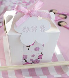 Kokeshi Doll Theme | Life's Little CelebrationsLife's Little Celebrations