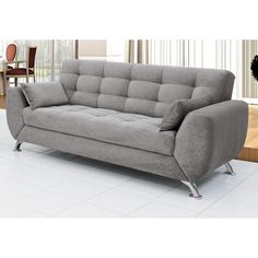 Sofa Bed Design, Living Room Sofa Design, Sofa Furniture, Furniture Plans, Sofa Sale, Colorful Furniture, Decoration, Love Seat, Upholstery