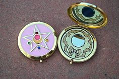 Sailor Prop Moon Compact Cosplay locket by StarlightStudioStuff, $22.00 | #SailorMoon