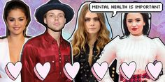 8 celebrities who have opened up about their mental health to the benefit of us all