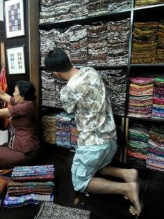 Batik Mirota, D. I. Yogyakarta, Indonesia