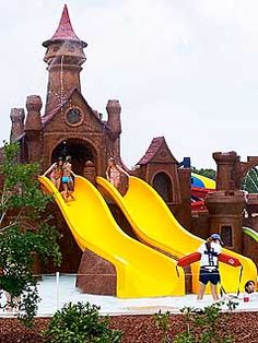Splash Kingdom - Canton Season passes! The kids and I will be going here a lot this summer!