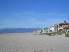 Oxnard, CA - incredibly small town, but a quick little getaway spot :-)