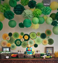 """Themed Birthday Party """"Where The Wild Things Are""""   Maigen Sawyer, LLC"""