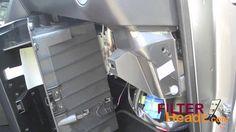 Cabin air filter replacement- Subaru Impreza