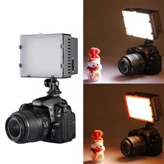 Neewer CN-216 Led Video Light Camera Camcorder Photo Lamp For 5D 7D 350D 650D #Neewer