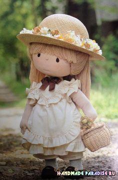 Linda boneca Kyoko Yoneyama.  Idéias para inspiração